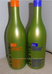 Линия по уходу за окрашенными волосами Silkat Protein BES