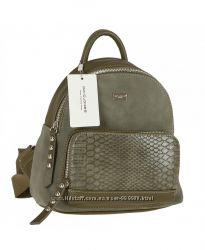 Женский городской рюкзак из экокожи David Jones  CM3552