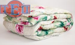 Одеяла от производителей шерсть, бамбук, холлофайбер, пух, лебяжий пух