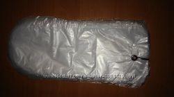Пакет полиэтиленовый LDPE 25 мкм 170 мм х 440 мм с круглым дном