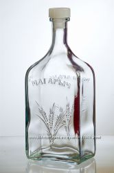Бутылка для крепких напитков Магарыч 1, 2 л