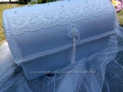 Весільні аксесуари ручної роботи