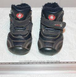 Зимне-демисезонные ботинки 21 размер