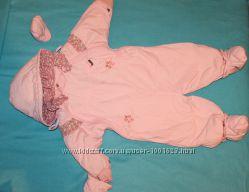 Набор одним лотом - Детские вещи, комбинезон, джинсы, костюм