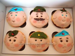 Торты, капкейки, пирожные на заказ Севастополь, Балаклава