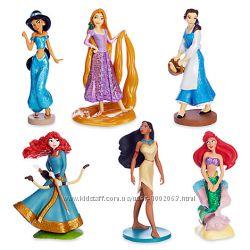 Игровые наборы фигурки Принцессы Дисней, коллекция 2017 года