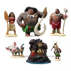 Игровой набор фигурки Моана  Дисней