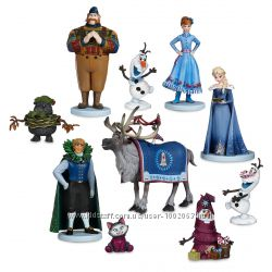 Игровой набор фигурок Дисней Холодное сердцеМорозное приключение Олафа