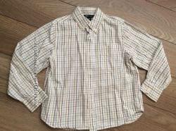 Продам рубашку H&m на рост 134 см