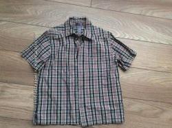 Продам рубашку фирмы H&m для мальчика на рост 128см.