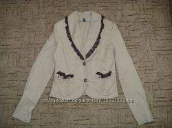 Летний коротенький пиджачок
