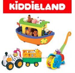 Развивающие и обучающие игрушки KIDDIELAND