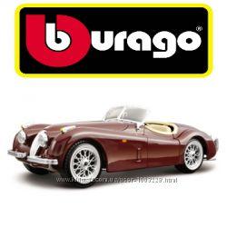 BBURAGO - автомодели, автомодели-конструктор