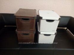 Ящики декоративные с крышкой CLASSICO, KOZHA