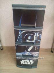 Комод Star Wars на 4 ящика