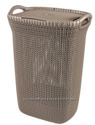 Корзина для белья Knit 57 л