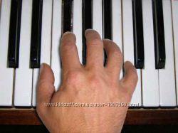 Уроки фортепьяно для взрослых и детей Днепр