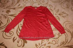Красивая блуза-кофта свободного кроя на запах