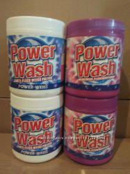 Отбеливатель для белого Power Wash 600 г