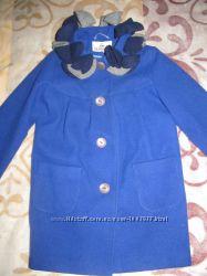 Шикарное пальто для модницы 30р.