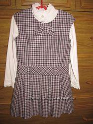 Сарафан в школу Войчик 122р. блуза в подарок