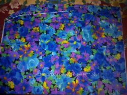 ткань разная для пошива или рукоделия сатин шелк трикотаж шерсть