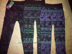 лосины на флисе дет-подрост. 3-6, 7-9, 10-12 лет, 7 цветов, см фото, читать