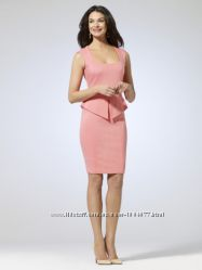 Супер-платье с баской, новое, Caсhe р-р 6, М, на 46, оригинал из сша