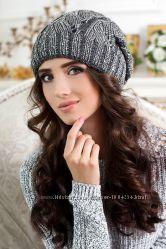 Новая коллекция женских шапочек 2017