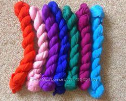 Яркие, легкие шарфики на весну-лето