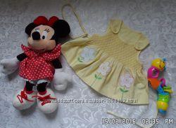 Продам прикольное платье на малышку