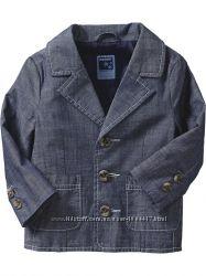 Стильный пиджак олдневи. Размер 5Т