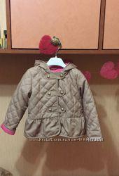 Курточки zara, gap пальто zara