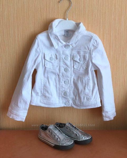Джинцовая  курточка Gap H&М Zara