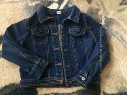 пиджак под джинс на рост 104 - 110 см