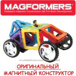 Магнитный конструктор Magformers Удивительный набор 16 элементов