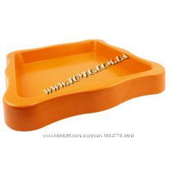Подарочная песочница для игры с кинетическим песком