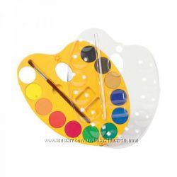 Crayola, Акварельная краска для рисования 12 различных цветов