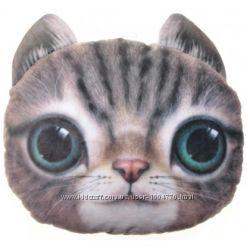 3D подушки в виде кота