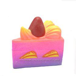 Сквиши игрушка-антистресс Kiibru Кусочек торта