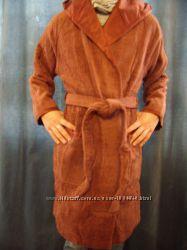 халат махровый мужской, хлопок 100, на подарок
