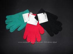 Качественные яркие перчатки с возможностью использования сенсора США
