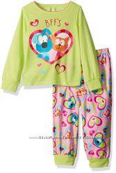 Качественные пижамы США на девочку 2-4 года