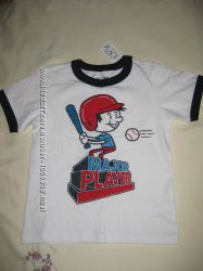 Нові футболки із США.