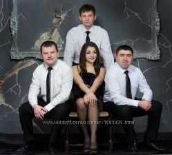 Музика на весілля Музичний гурт Crystal Band, музиканти Львів