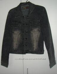 Джинсовый пиджак курточка Big Rope