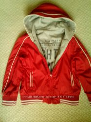 куртка для мальчика  двухсторонняя