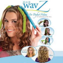 Бигуди Magic Leverage Hair Wavz Хейр Вейвз 5535см