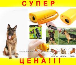 Ультразвуковой отпугиватель от агресивных собак