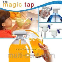 Диспенсер MagicTap для разлива напитков.